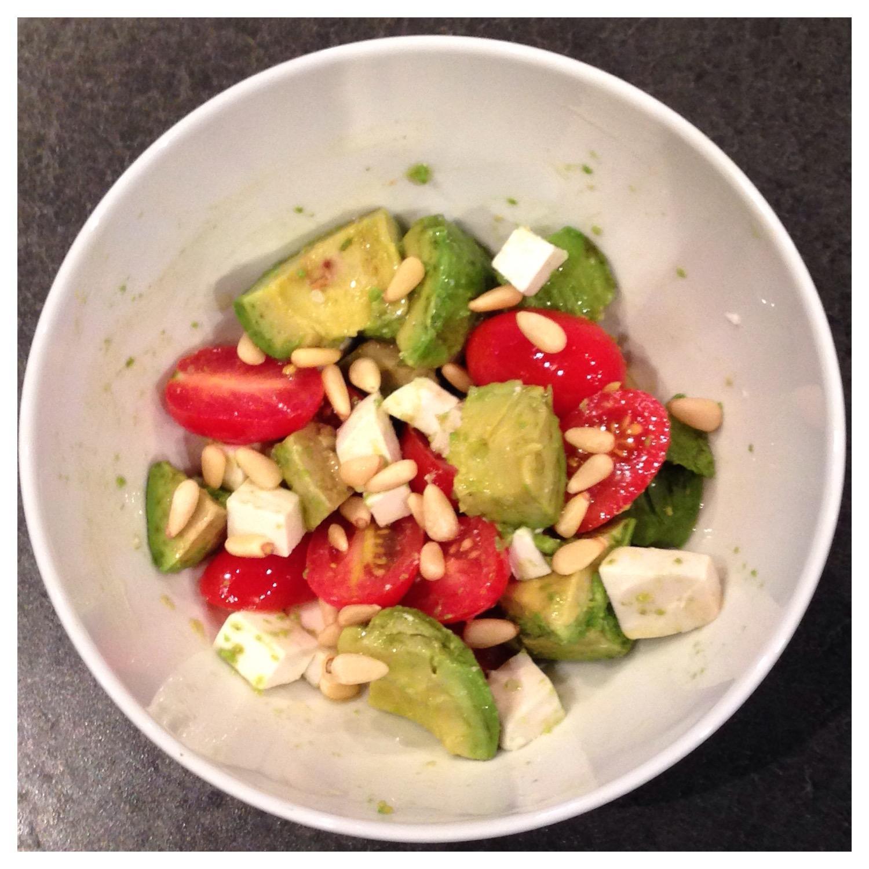 quick side salad | EAT ME