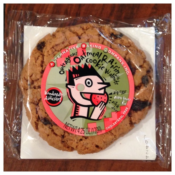 Alternative Baking Company makes the best vegan cookies